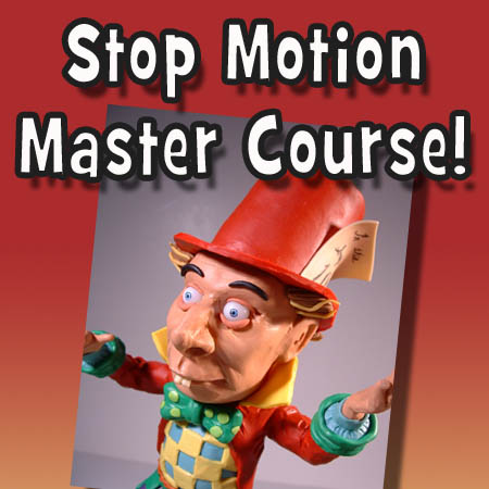 Stop Motion Master Course (DOWNLADABLE VERSION)